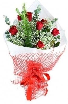 7 adet gülden kız arkadaşıma çiçek  Gaziantep çiçek online çiçek siparişi