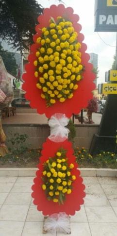 Düğün nikah açılış çiçek modeli  Gaziantep online çiçekçi , çiçek siparişi