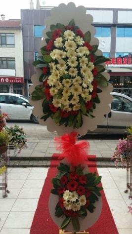 Çift katlı düğün açılış çiçeği  Gaziantep çiçek servisi , çiçekçi adresleri