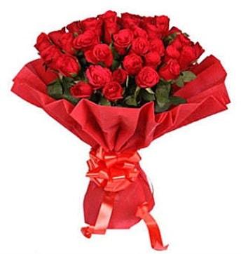 41 adet gülden görsel buket  Gaziantep çiçek servisi , çiçekçi adresleri