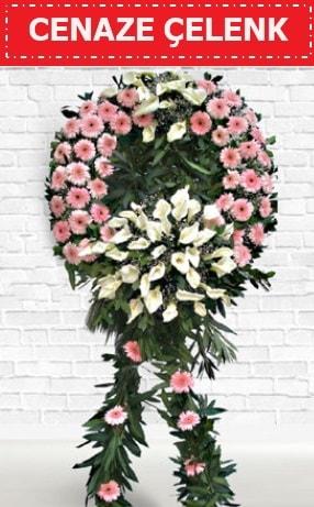 Çelenk Cenaze çiçeği  Gaziantep güvenli kaliteli hızlı çiçek