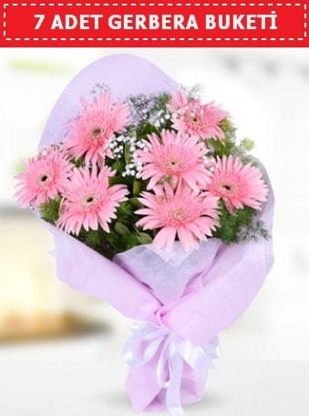 Pembe Gerbera Buketi  Gaziantep çiçek mağazası , çiçekçi adresleri