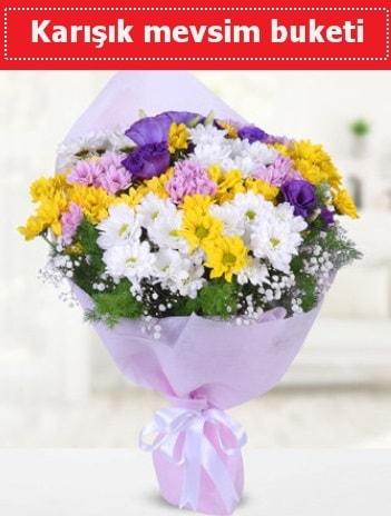 Karışık Kır Çiçeği Buketi  Gaziantep çiçek siparişi vermek