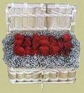 Gaziantep çiçek satışı  Sandikta 11 adet güller - sevdiklerinize en ideal seçim